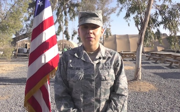 TSgt Kelly Phillips - Holiday Greetings