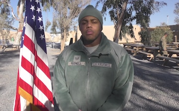 TSgt Curtis Hudnell - Holiday Greetings