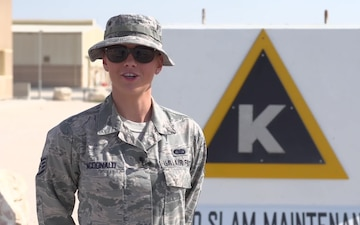 SSgt Sandra McDonald Holiday Shoutout