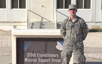 SSgt Alex Miller Holiday Shoutout