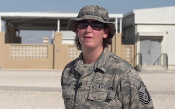 MSgt Amy Kendrioski Holiday Shoutout