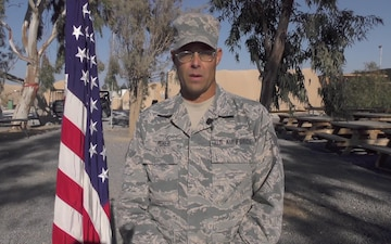 SSgt Timothy Fisher - Holiday Greetings