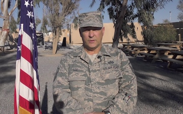 MSgt Jerome Lee - Holiday Greetings