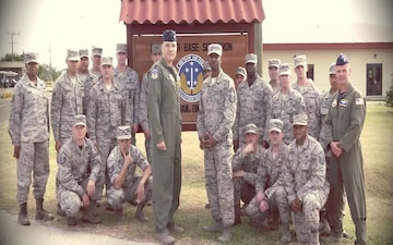 612th Air Base Squadron Holiday Shout Out