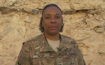 SFC Courtney Ross