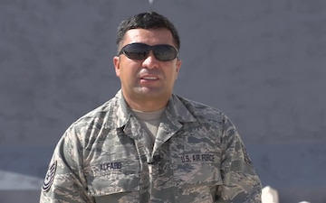 TSgt Jose Alfaro Holiday Shoutout