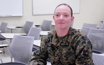 Marine Cpl. Patian