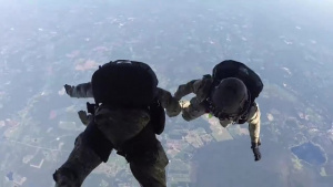 38th RQS conducts HALO jump