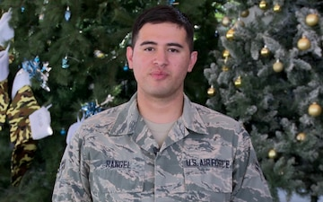 A1C Rangel Holiday Shout Out - TX