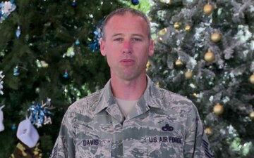MSgt Davis Holiday Shout Out - AK