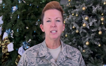 SSgt Sleeter Holiday Shout Out - AR & TX