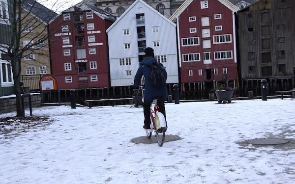 Backyard Adventure: Trondheim, Norway