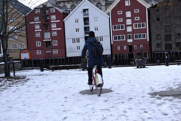 Backyard Adventure: Trondheim, Norway