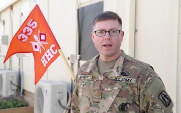 Maj. Russell Nunley - Holiday Greeting