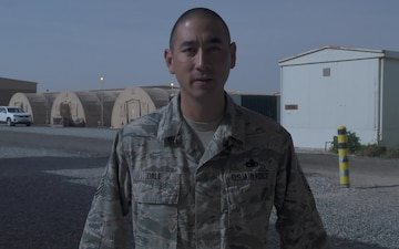 MSgt Steven Dale - Holiday Greetings