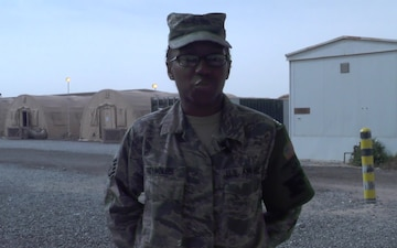 SSgt Porshia Reynolds - Holiday Greetings
