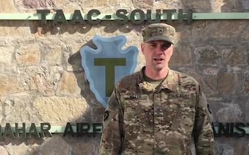 Staff Sgt. Aaron Miller - Kerrville, TX