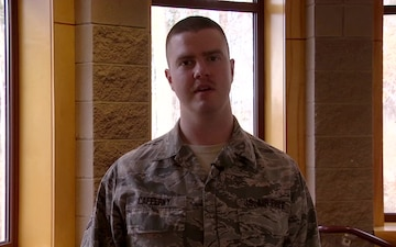 Air Force Staff Sgt. Kevin Cafferky