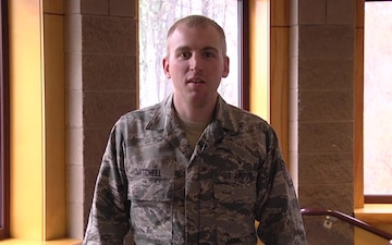 Tech. Sgt. Josh Mitchell