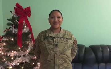 Petty Officer 1st Class Roberta Murgia - Laveen, AZ