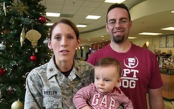 Maj. Sarah Wheeler holiday greeting
