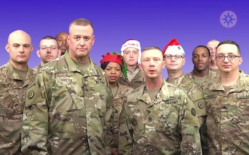 316th ESC Christmas and New Years greeting