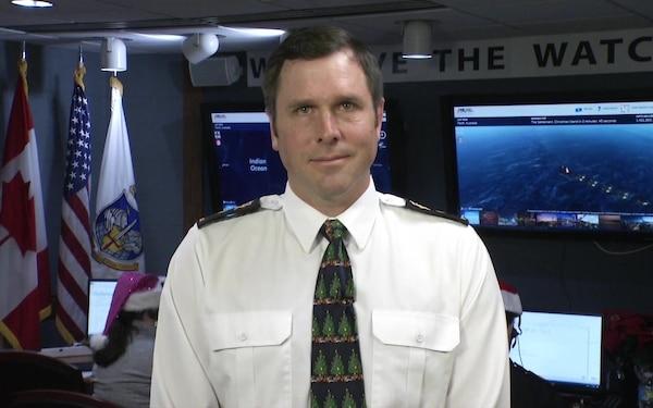Capt. Angus Topshee - NORAD Santa Tracker