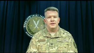 Operation Inherent Resolve Spokesman Updates Reporters