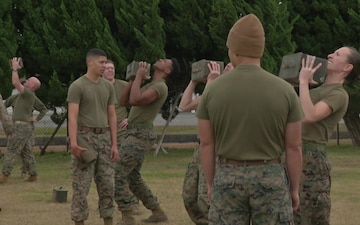 Marines prepare for changes to their physical fitness standards