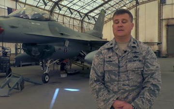 Vermont Air National Guard Officers Talk about their Deployment to Southwest Asia