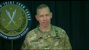 Army Commander Updates Reporters