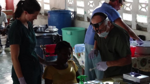 Air Force Reserve dentist travels world to help those in need