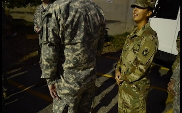 Florida Sends Guardsmen to Assist with Presidential Inauguration