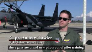 F-15 B-Course Capstone