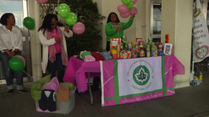 MLK Canned Food Drive