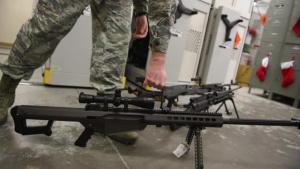 Armory Airmen Ensure Safety