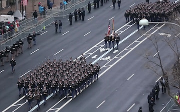 58th Presidential Inauguration Parade