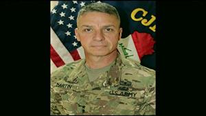 Operation Inherent Resolve Commander Updates Reporters