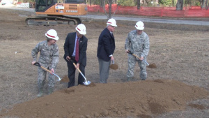 Air Force Reserve Command CMC Groundbreaking Ceremony