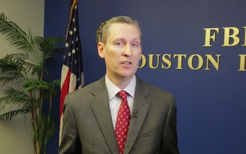 CBP Interview with Brad Culp, Senior Supervisory Intelligence Analyst, Intelligence Program Manager for the FBI, Houston, Texas.
