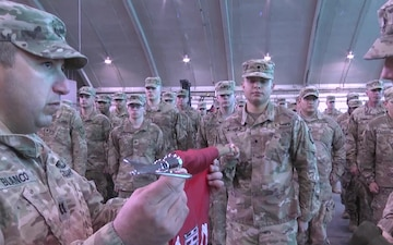863rd Engineer Battalion Welcome Home
