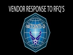 Vendor Response to RFQ