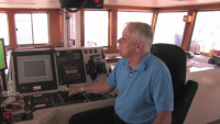 Dredge MURDEN Clears Federal Channel at Oregon Inlet, NC
