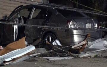 New Orleans EF3 Tornado Response