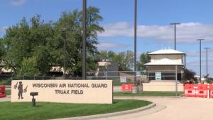Wisconsin Air National Guard Truax Field Entrance