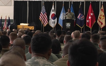 USAG Humphreys Community Celebrates the Work and Life of Dr. Martin Luther King Jr.