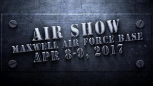 2017 Maxwell Airshow Heavy Metal PSA - 15 sec