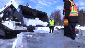 Winter Spill Response Joint Training