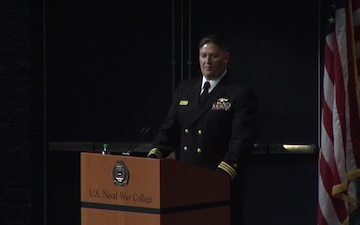 U.S. Naval War College Graduation