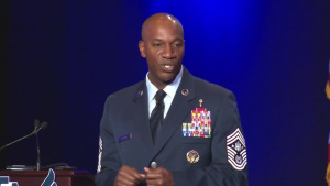 2017 Air Warfare Symposium, Enlisted Perspective - Chief Master Sergeant of the Air Force Kaleth Wright